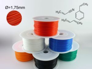 Filament ABS 1,75 mm