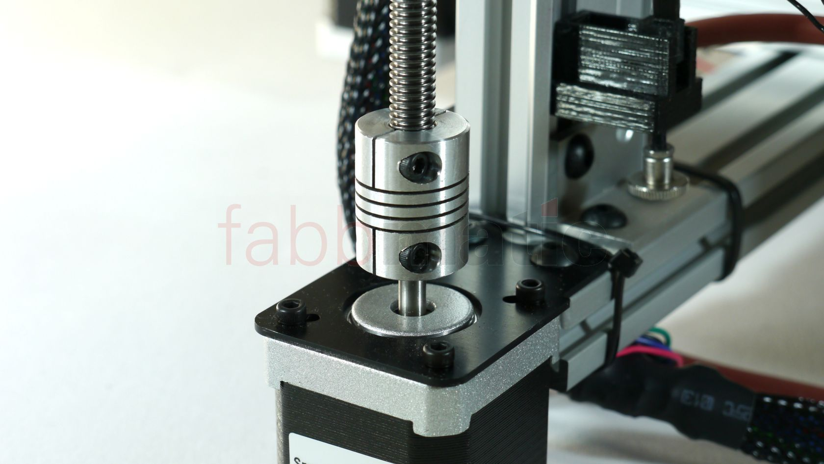 hadron fm pro 3 d printer assembliert fabbmatic. Black Bedroom Furniture Sets. Home Design Ideas